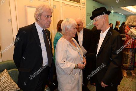David Mills, Judi Dench, Guest