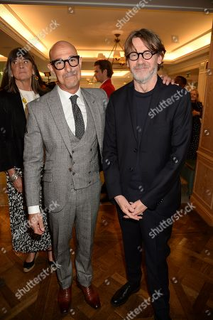 Stock Photo of Stanley Tucci and Nigel Slater