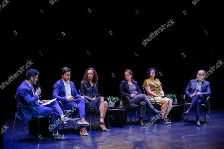 Jake Silverstein, Sam Dolnick, Caitlin Dickerson, Maggie Haberman, Samantha Stark, John Landgraf