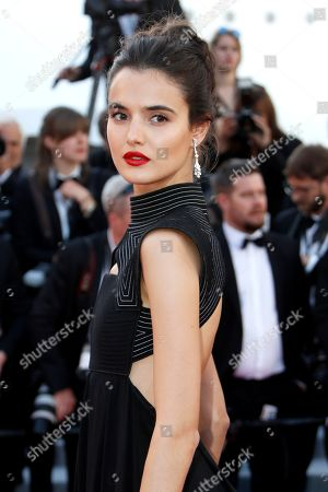 Blanca Padilla arrives for the screening of 'Rocketman' during the 72nd annual Cannes Film Festival, in Cannes, France, 16 May 2019. The movie is presented out of competition at the festival which runs from 14 to 25 May.