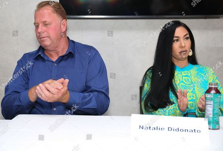 Thomas Markle Jr and Natalie DiDonato