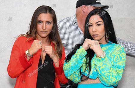 Rachael Viggiano and Natalie DiDonato