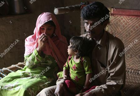 Editorial photo of HIV Outbreak, Ratodero, Pakistan - 16 May 2019
