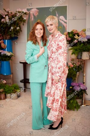 Angela Scanlon and Portia Freeman