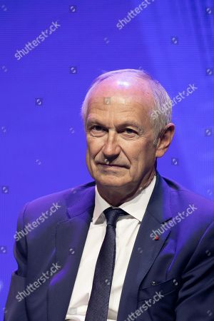 Stock Picture of Jean-Paul, Agon Chairman and CEO L'Oreal.