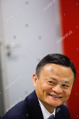 Jack Ma, CEO, Alibaba Group.