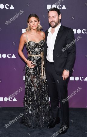Editorial image of MOCA Benefit, Arrivals, Los Angeles, USA - 18 May 2019