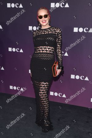 MOCA Benefit, Arrivals, Los Angeles