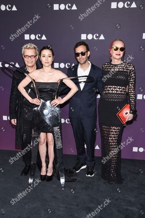 Editorial picture of MOCA Benefit, Arrivals, Los Angeles, USA - 18 May 2019