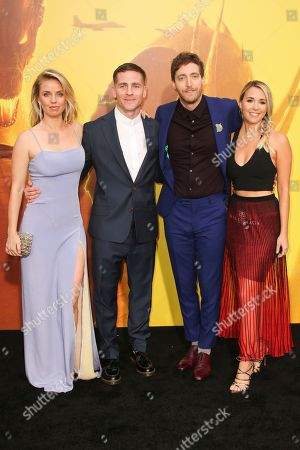 Kelli Garner, Zach Shields, Thomas Middleditch and Mollie Gates