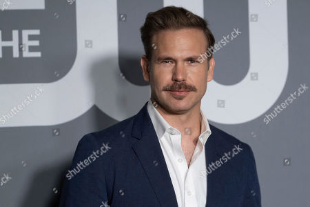 Matthew Davis attends the CW 2019 Network Upfront at New York City Center, in New York