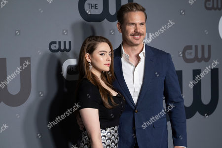 Editorial picture of CW 2019 Network Upfront, New York, USA - 16 May 2019