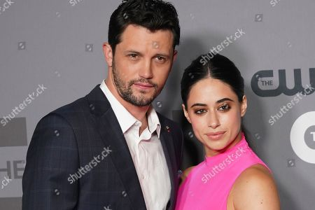 Nathan Dean Parsons and Jeanine Mason