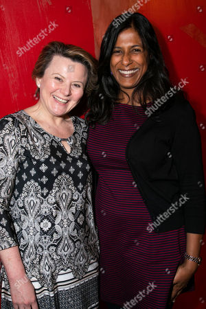Editorial image of 'White Pearl' party, Press Night, London, UK - 16 May 2019