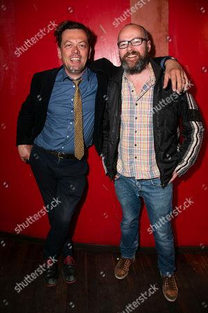 Simon Stephens and Dennis Kelly