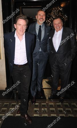 Editorial image of Celebrities out and about, London, UK - 15 May 2019