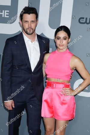 Editorial image of The CW Network Upfront Presentation, Arrivals, New York, USA - 16 May 2019