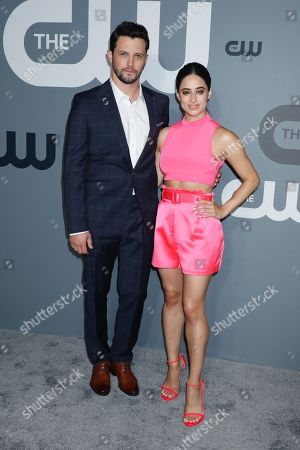 Stock Photo of Nathan Dean Parsons, Jeanine Mason