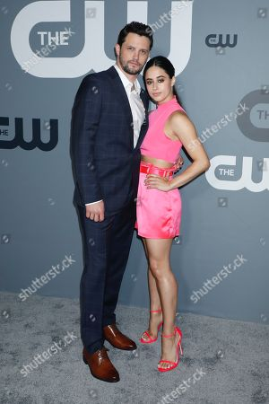 Editorial photo of The CW Network Upfront Presentation, Arrivals, New York, USA - 16 May 2019