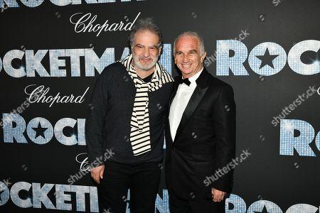 Raphael Mezrahi, Alain Terzian
