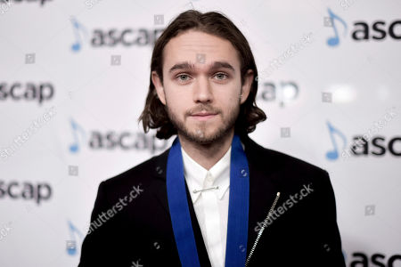 Zedd attends the 36th Annual ASCAP Pop Music Awards at the Beverly Hilton, in Beverly Hills Calif