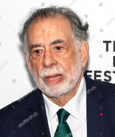 Editorial picture of 'Apocalypse Now' premiere and 40th Anniversary Final Cut, Tribeca Film Festival, New York, USA - 28 Apr 2019