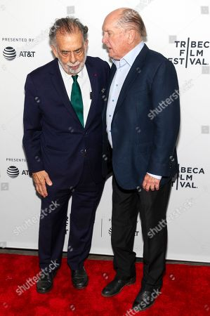 Editorial photo of 'Apocalypse Now' premiere and 40th Anniversary Final Cut, Tribeca Film Festival, New York, USA - 28 Apr 2019