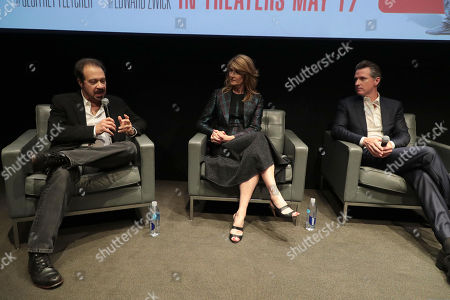 Editorial image of Roadside Attractions 'Trial by Fire' special film screening, Los Angeles, USA - 16 May 2019