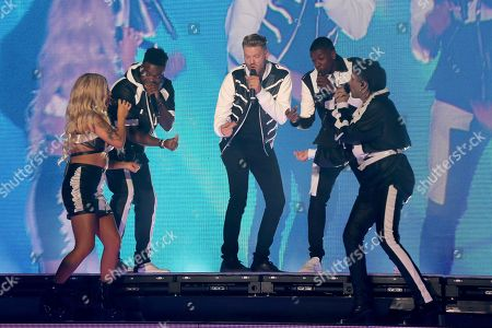 Editorial picture of Pentatonix in Concert - Los Angeles, Inglewood, USA - 16 May 2019