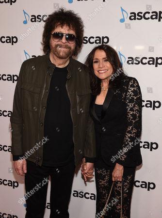 Jeff Lynne, Camelia Kath