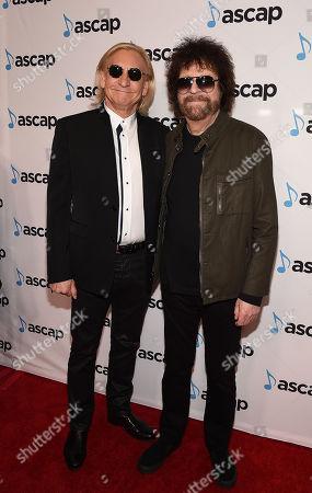 Jeff Lynne, Joe Walsh