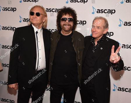 Joe Walsh, Jeff Lynne, Benmont Tench