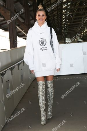 Editorial picture of Street Style, Mercedes Benz Fashion Week, Sydney, Australia - 13 May 2019