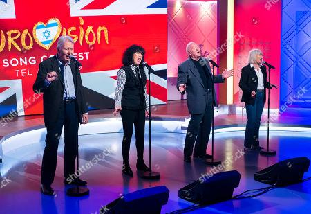 Brotherhood of Man - Lee Sheriden, Nicky Stevens, Martin Lee and Sandra Stevens