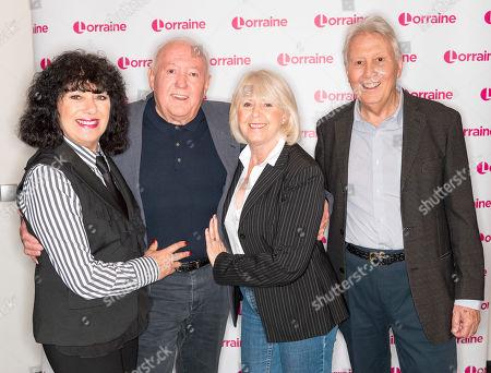 Stock Image of Brotherhood of Man - Nicky Stevens, Martin Lee, Lee Sheriden, Sandra Stevens