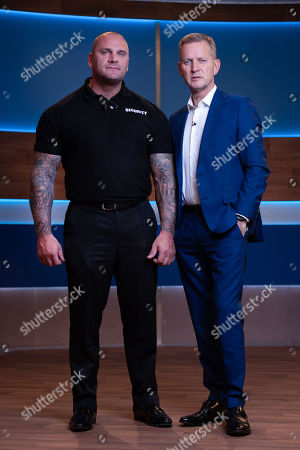 Security Steve with Jeremy Kyle