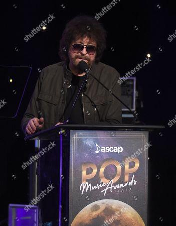 Stock Image of Jeff Lynne
