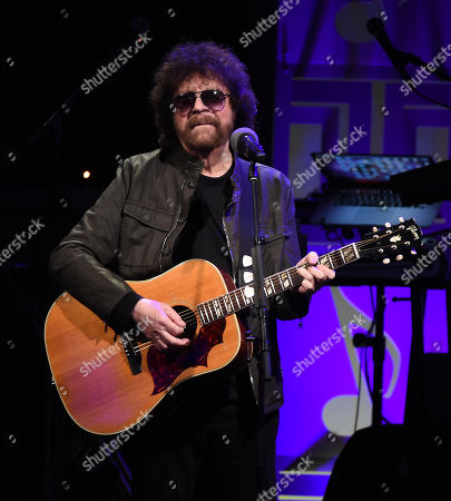 Stock Picture of Jeff Lynne