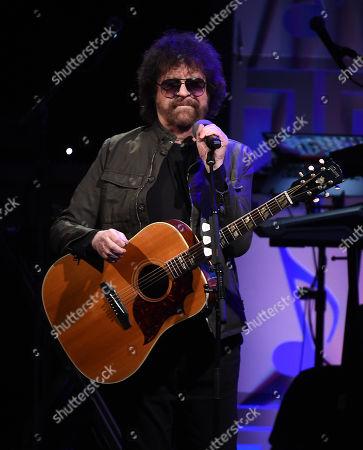 Stock Photo of Jeff Lynne