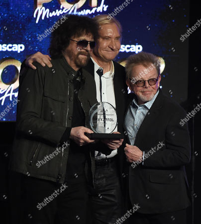 Jeff Lynne, Joe Walsh, Paul Williams