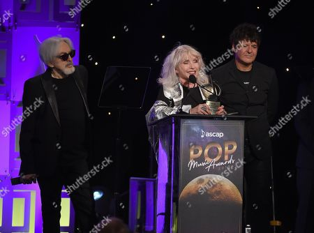 Editorial photo of ASCAP Pop Music Awards, Show, Los Angeles, USA - 16 May 2019