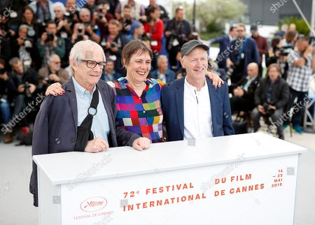 Editorial image of Sorry We Missed You Photocall - 72nd Cannes Film Festival, France - 17 May 2019