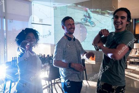 Kyanna Simone as Yvonne, Tony Goldwyn as Ben Lefevre and Griffin Powell Arcand as TJ Locklear