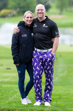 ISPS Handa Mike Tindall Celebrity Golf Classic, The Belfry