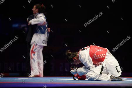 Editorial photo of 2019 Taekwondo World Championships Day 3, Taekwondo, Manchester Arena, Manchester, UK - 17 May 2019