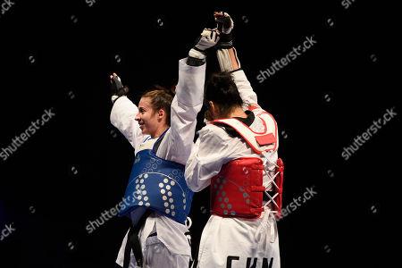 Editorial picture of 2019 Taekwondo World Championships Day 3, Taekwondo, Manchester Arena, Manchester, UK - 17 May 2019