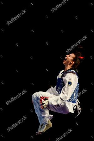 Editorial image of 2019 Taekwondo World Championships Day 3, Taekwondo, Manchester Arena, Manchester, UK - 17 May 2019