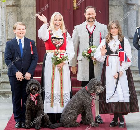Norway National Day celebrations