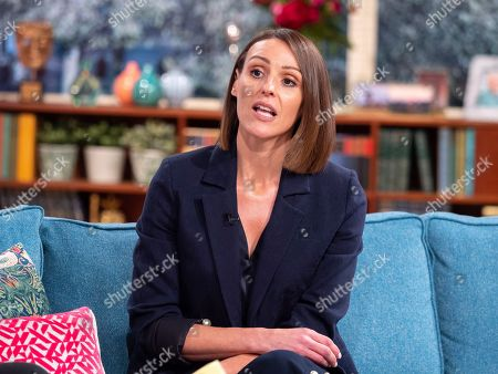 Editorial picture of 'This Morning' TV show, London, UK - 17 May 2019