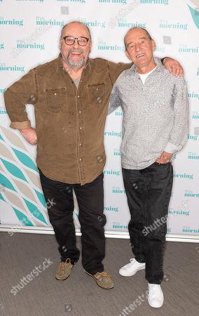 Alex Norton and David Hayman